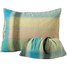 Cocoon Pillow Case Bomuld/flannel medium, african rainbow